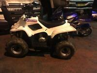 110cc Rev and go quad automatic new battery