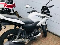 Very Low Mileage. Two Keys. One Keeper. Helmet. Trousers. Gloves. All Original parts & service