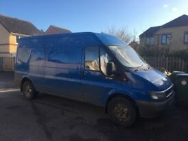 Ford Transit 350l- price reduced,leaving the country.