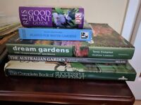 FREE! Job lot of gardening books
