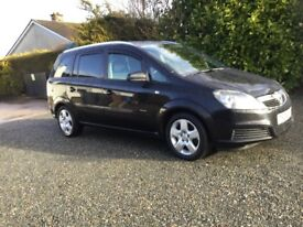 Vauxhall zafira 1.6 7 seater mot November 2018 excellent car cookstown