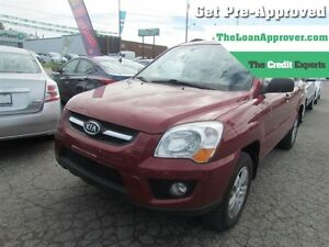 2009 Kia Sportage LX * CAR LOANS THAT FIT YOUR BUDGET