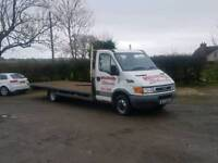 2004 iveco daily 2.8td 20ft flatbed