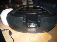 gear4 cd radio docking station