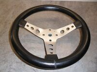 "Classic Mini 13"" Steering wheel. Mountney? Austin, Rover."