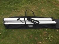 Audi Q5 roof bars genuine.