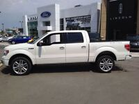 2013 Ford F-150 Limited NAV/PWR MOONROOF/6.2LV8