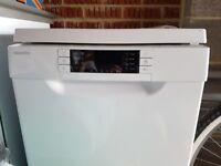 Kenwood dishwasher 45cm + fridge-freezer intergrated