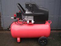 50 Litre Air Compressor 2HP , 8CFM , 240V