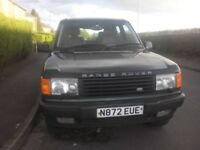 Land rover range rover automatic