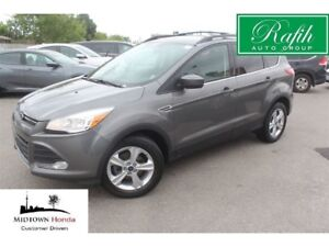 2014 Ford Escape SE-FWD-NEW:tires and brakes