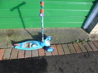 Child's Scooter - THOMAS the TANK ENGINE
