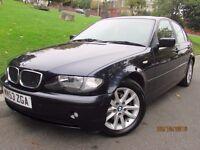 2004 BMW E46 318I ES 2.0L LONG MOT 71K FULL HISTORY IMMACULATE EXAMPLE 4 DOOR