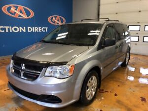 2014 Dodge Grand Caravan SE/SXT DUAL-ZONE AIR/ POWER GROUP/ K...