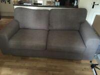 2 Seater sofa and an Armchair