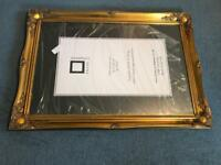 Vintage Picture Frame ideal for photobooth
