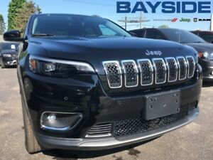 2019 Jeep Cherokee Limited |NAV | BLUETOOTH | 4X4