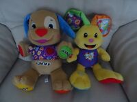 Fisherprice laugh and learn toys