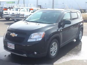 2012 Chevrolet ORLANDO 1LT BLUETOOTH+TOIT OUVRANT+MAGS+SIRIUS+US