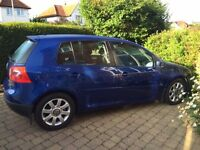 VW GT TDI GOLD LOW MILEAGE EXCELLENT CONDITION
