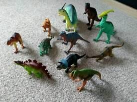 Dinosaur Figure Set