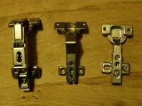 FREE kitchen cabinet hinges