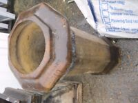 Old Lovely Chimney Pots For Sale, Taller Ones £80 Each, Shorter Ones Are £60 Each! 'Dont Miss Out'