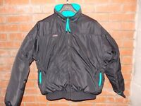 ski /winter jacket by columbia (reversable)