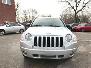 2010 Jeep Compass NO ACCIDENT - SAFETY & E-TESTED Cambridge Kitchener Area image 2