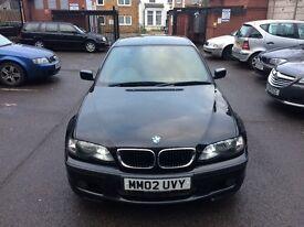 BMW 325 i M Sport Black