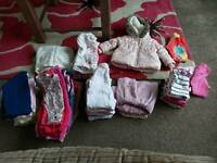 3-6 month girls clothes