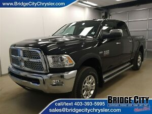 2016 Ram 2500 Laramie HEMI- Bench Seat *Air Ride and Rambox*