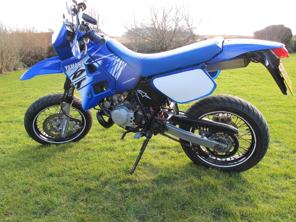 yamaha dt125r supermoto in aberdeen gumtree. Black Bedroom Furniture Sets. Home Design Ideas