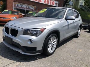 2015 BMW X1 xDrive28i 2.0l twin turbo, all wheel drive