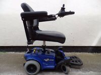 Pride-Go Chair Indoor/Outdoor Power Chair