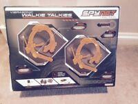 Spynet Walkie Talkies