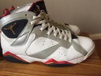 """Air Jordan 7 """"Olympics"""" size 10.5"""