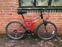 Full Suspension Universal Mountain Bike MTB