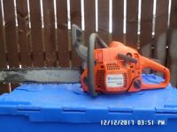 Husqvarna 440E 16inch 2 Stroke Chain Saw