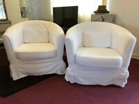 2 IKEA TULLSTA Armchair (£40 each one)