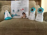 Angel Care Deluxe Movement And Sound Baby Monitor