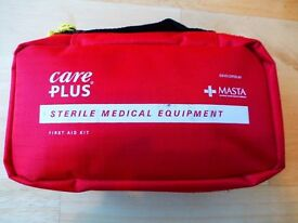 First aid kit - Care Plus Sterile medical equipment