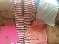 GIRLS 11-12 YEARS CLOTHES BUNDLE £8 - CAN POST FOR £2-85