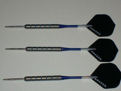 EVO 80/% 23 Grams Fixed Point Darts Scalloped Grip Retail $50+