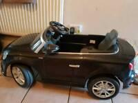 Audi a3 parental control ride on