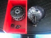 Yamaha r1 5jj clutch with basket and cover