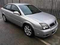 2004 Vauxhall vectra elite auto full mot