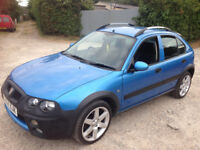 04 ROVER STREETWIZE OLYMPIC SE 1.4 SE LOW MILES LONG MOT 2 OWNERS FROM NEW