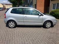 VW Polo 1.4 Silver 3 door 2003