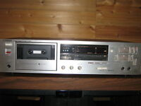 tapedeck for sale